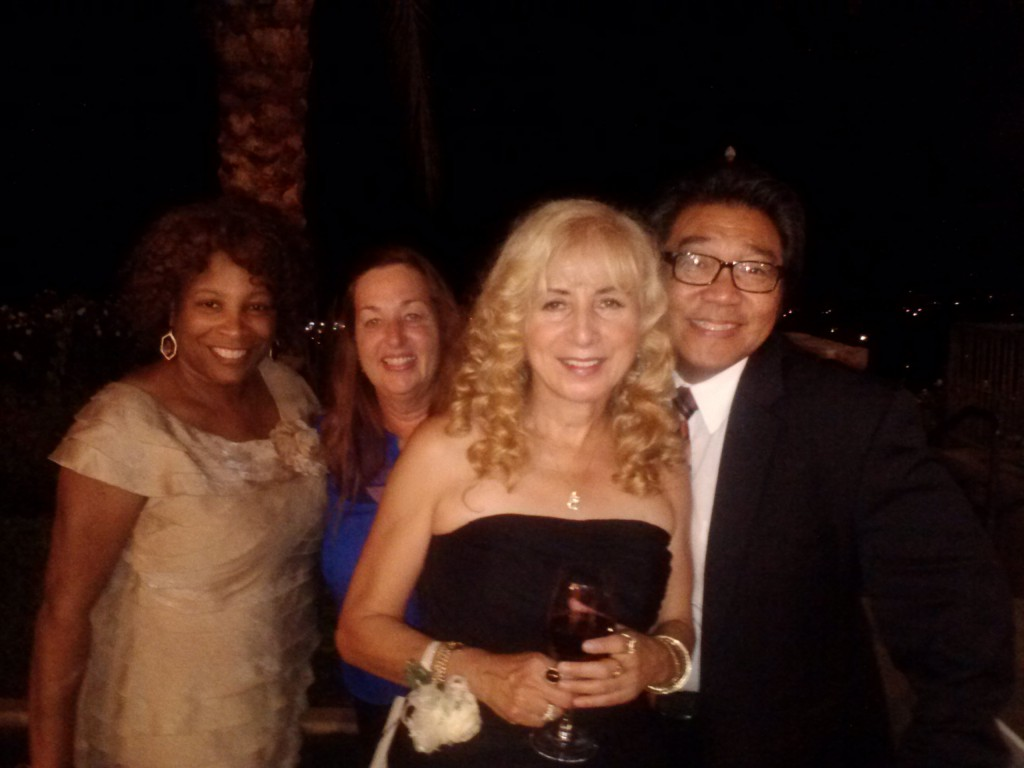 7 0921142049 with Maureen & 2 co-worker friends