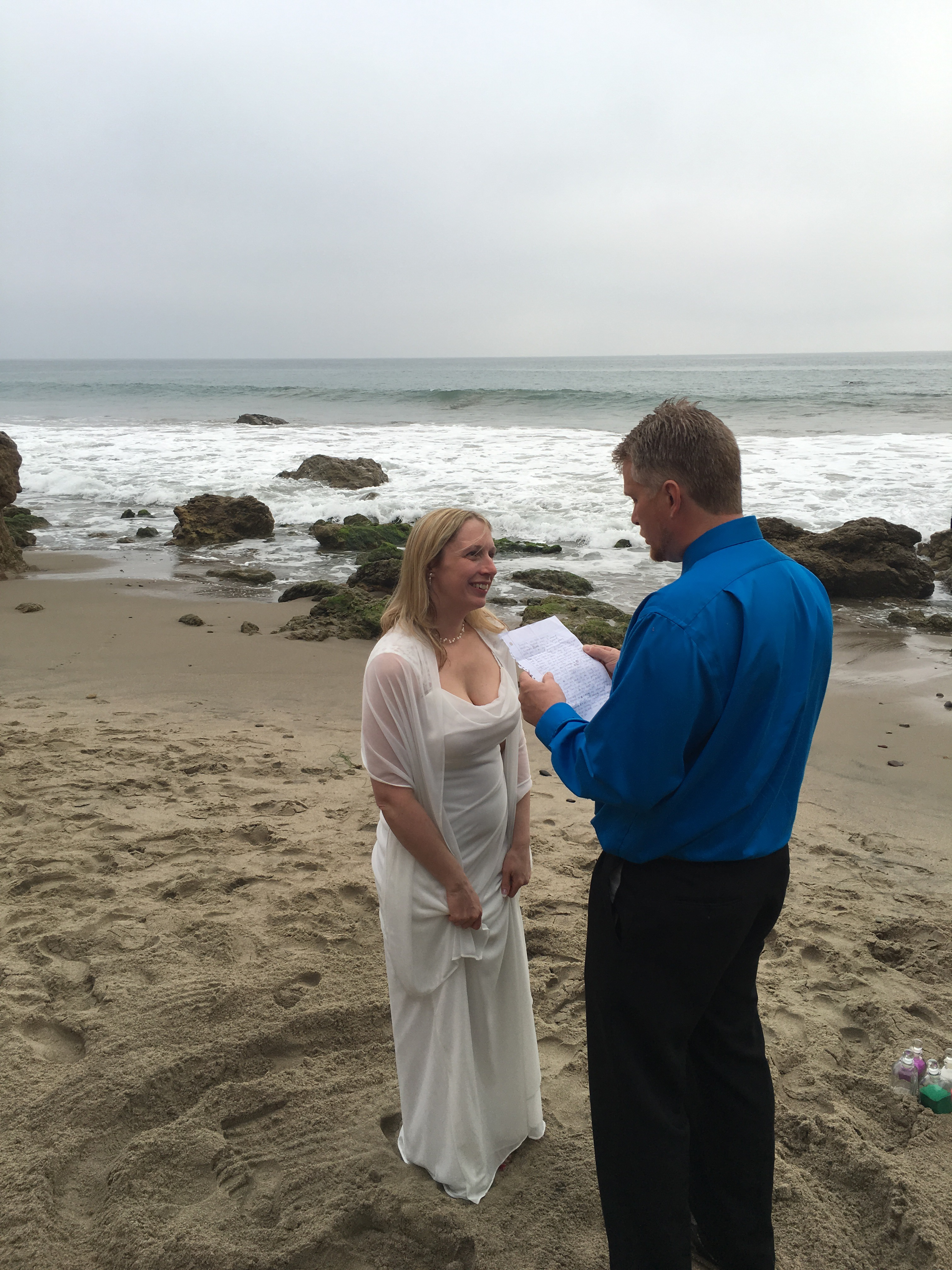 El matador beach wedding in malibu great officiants just a few miles past zuma beach theres a small parking lot if youre lucky enough to get a spot on the first time around consider yourself lucky solutioingenieria Images