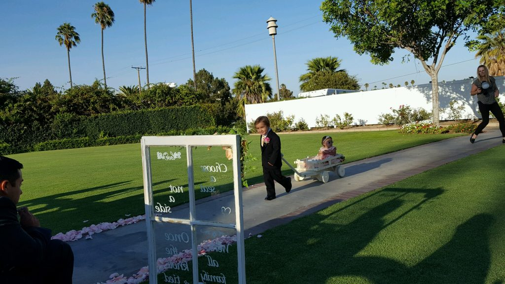 Recreation Park Long Beach Wedding