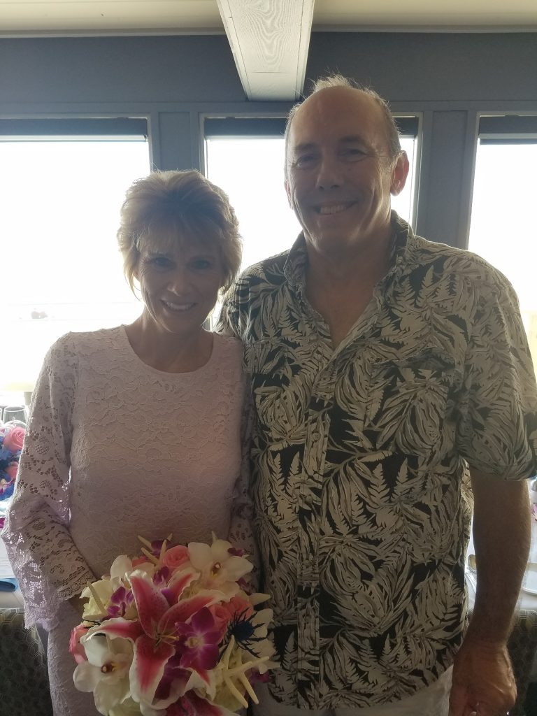 Michele and Bob had a Casual and Fun Wedding at the Charthouse in ...