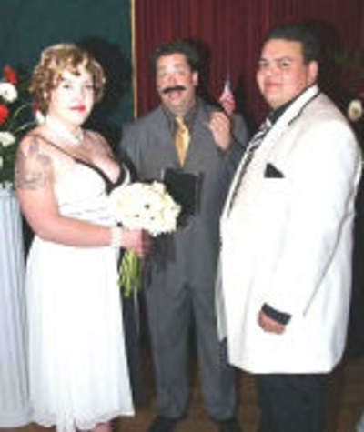 borat wedding